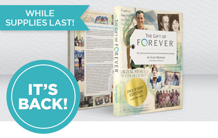 """Get your signed copy of """"The Gift of FOREVER®"""" by Glen Meakem!"""