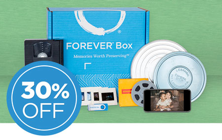Save 30% on a 2 Item, 10 Item, or 20 Item FOREVER® Box!