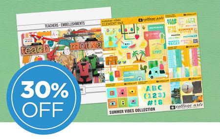Save 30% all Digital Art!