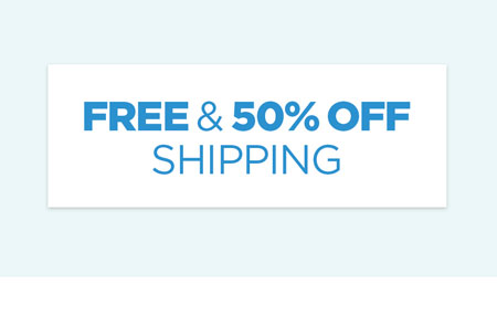 Free US/CAN Economy Shipping and 50% off Ground Shipping on Print Shop orders over $99 USD!