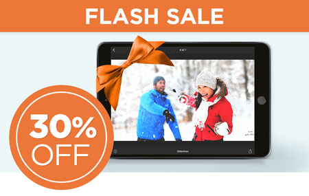 BLACK FRIDAY: Save 30% on the gift of Streaming Video!